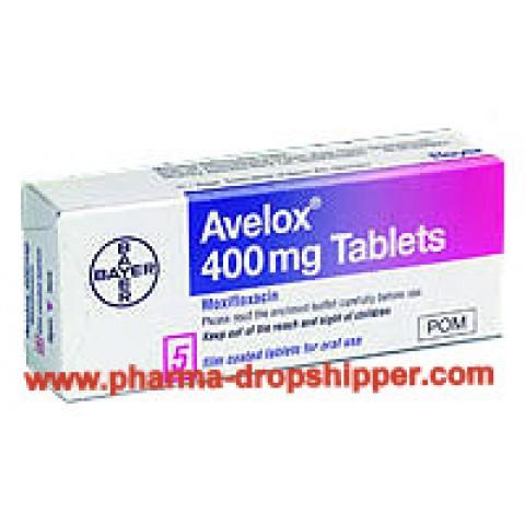 Avelox bz 500 dosage