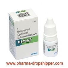 Bimat Eye Drops (Bimatoprost Ophthalmic Solution 0.03%)