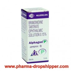 Alphagan eye drops (Brimonidine)